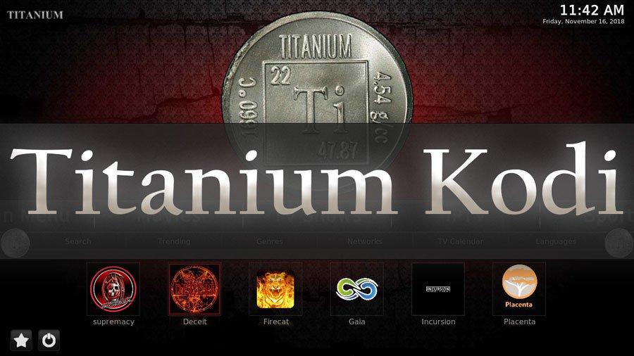 KodiTitanium hashtag on Twitter
