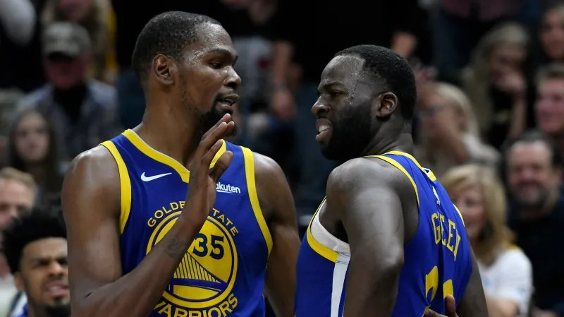 082af115145 Report  Draymond Green s suspension came after he told Kevin Durant the  Warriors didn t need him https   t.co ZdHYhYX0J1