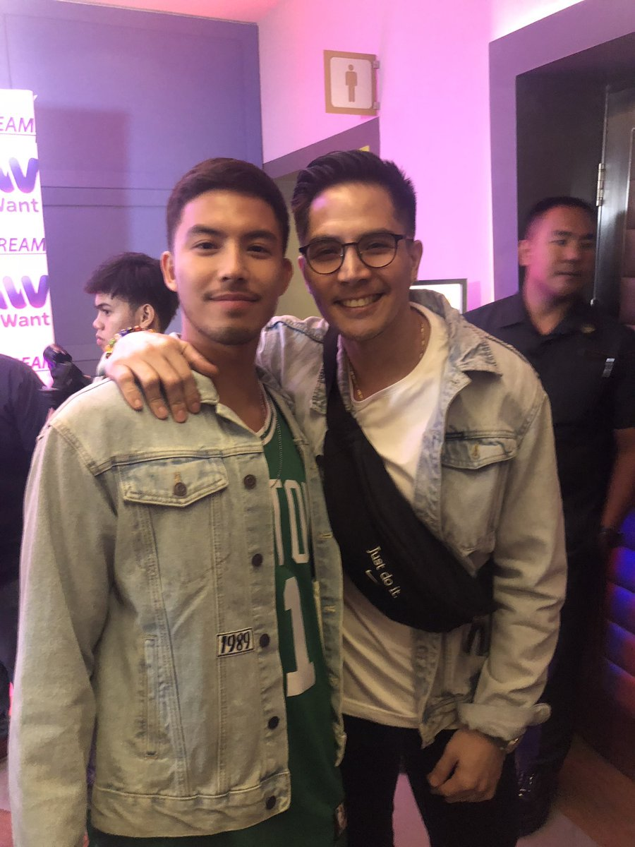 "Boom Labrusca expressed his joy with his son, Tony's success with 'Glorious'. When asked if Tony asked him for some acting tips: ""Yung acting, sarili niya yan. Lahat yan sa kanya. Pati yung dila sa kanya yan.""   Tony's mom Angel Jones says she's proud of her son. 