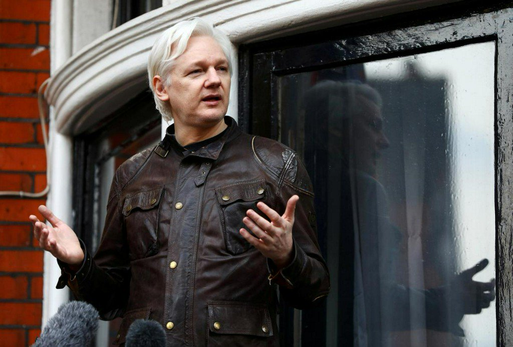 U.S. prosecutors get indictment against Wikileaks founder Assange: court document https://t.co/ISy79S9pXf