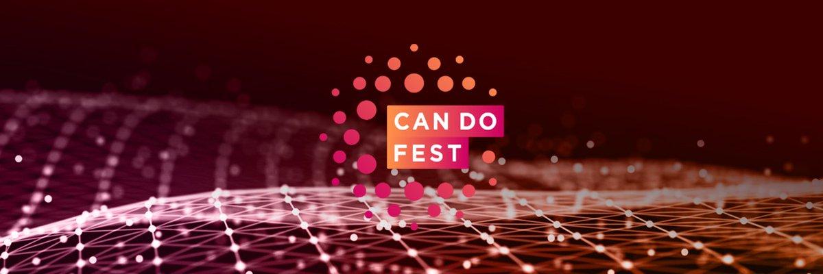 Can Do Fest Banner