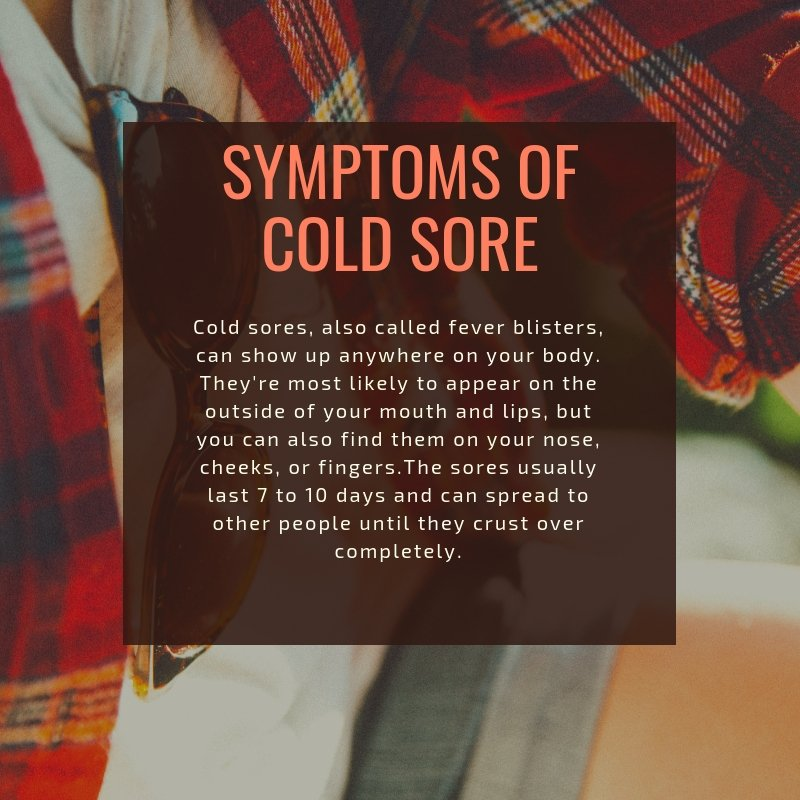 coldsoresymptoms hashtag on Twitter