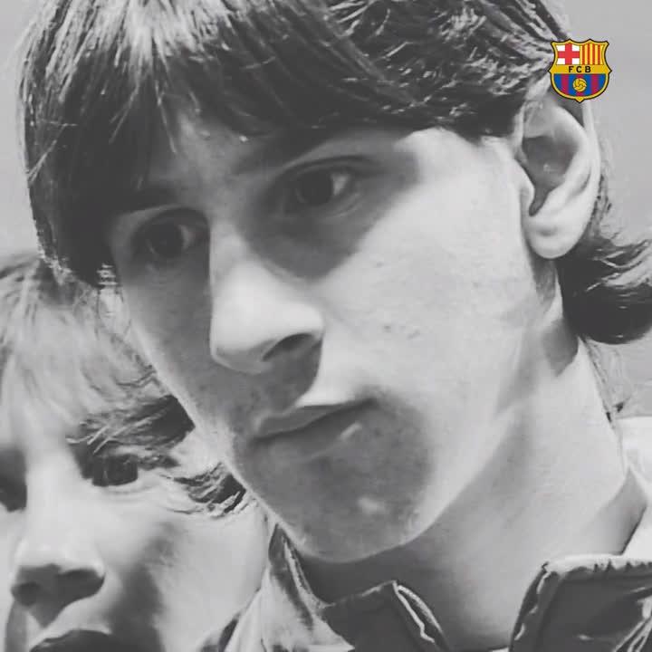 1️⃣5️⃣ years of the 🐐 #Messi