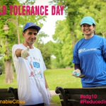 Image for the Tweet beginning: On #ToleranceDay we are reminded