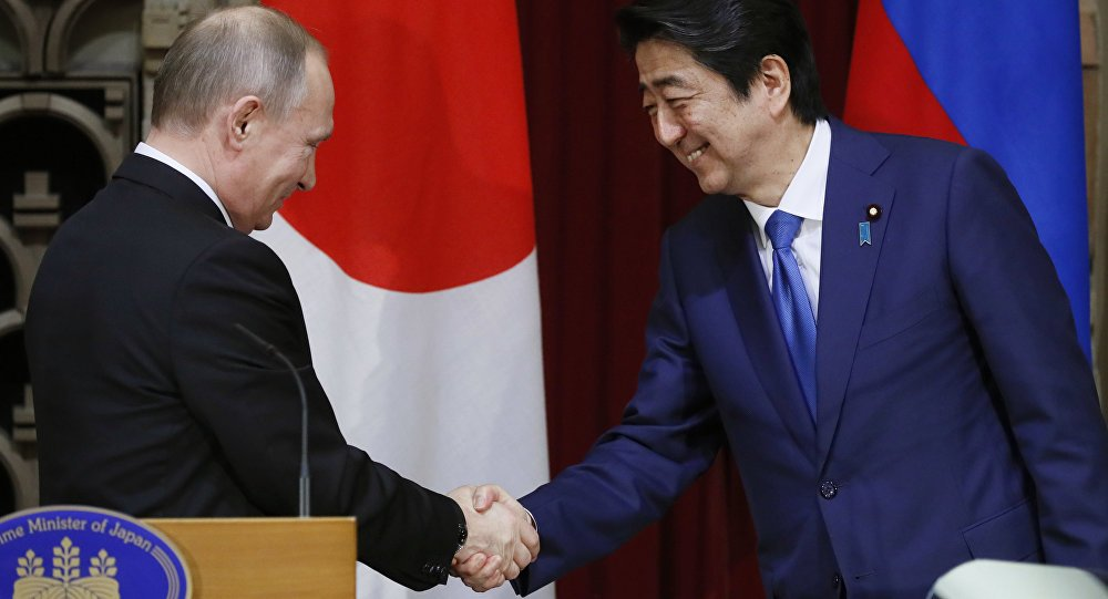 #Abe promised #Putin no US bases on disputed islands if receives areas - reports https://t.co/f41tRt3HvW