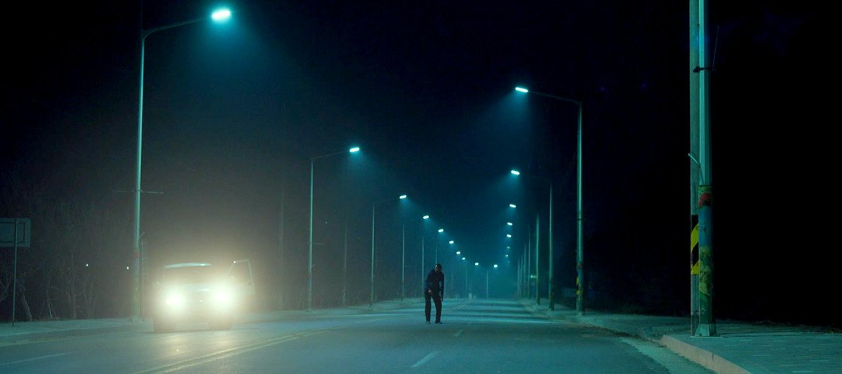 "Cinema In ƒRAMES on Twitter: ""THE WAILING (2016) Cinematographer: Hong  Gyeong-Pyo Aspect Ratio: 2.39:1 Director: Na Hong-jin… """
