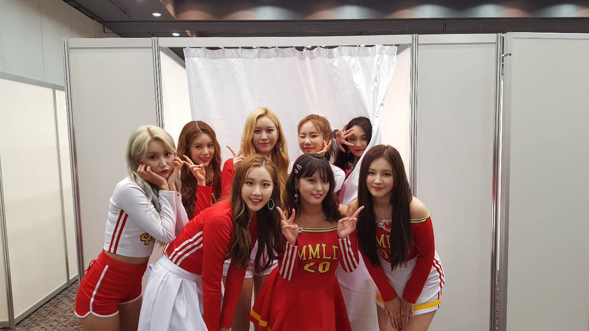MOMOLAND JAPAN OFFICIAL's photo on #バズリズム