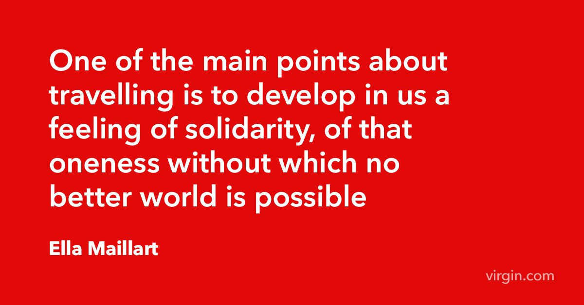 My top 10 quotes on the spirit of travel https://t.co/Gg3ZDSgzWO