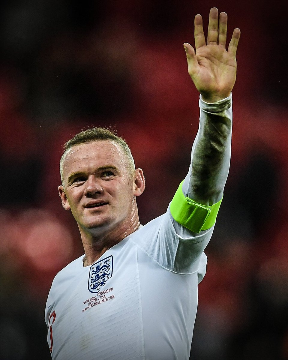 England say goodbye to a legend.