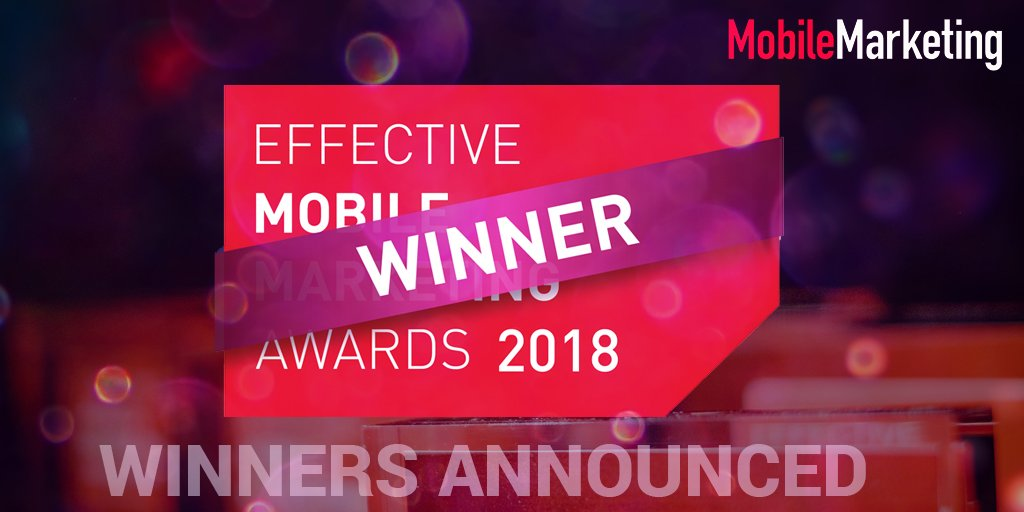 It effectively – but legally – hijacked World Cup sponsorship to engage with audiences on social. Our work with @AutoTrader_UK on their #AutoTraderGoals campaign has won the Most Effective Social Campaign and the Chairmans Award at the Effective Mobile Marketing Awards #EMMAs
