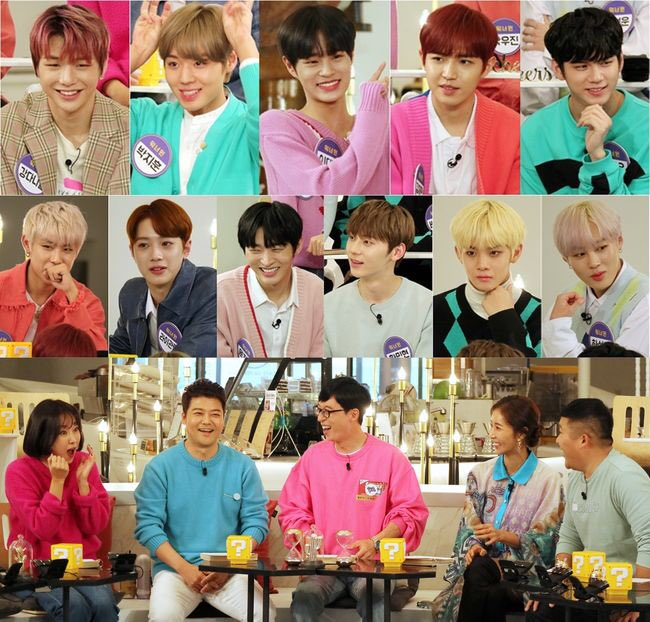[ENG SUB] 181115 Happy Together Season 4 EP.6 'Wanna One' Special - Wanna One  http://kshow123.net/show/happy-together/episode-570.html …  #MAMAVOTE #wannaone