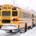 Image for the Tweet beginning: Fri. Nov. 16/18: School bus