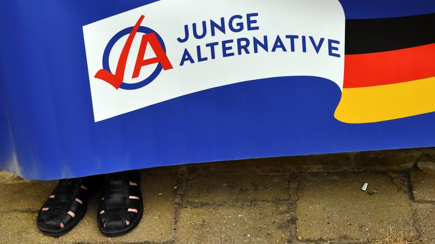 Verfassungsschutz: Baden-Württemberg beobachtet AfD-Jugend https://t.co/VZmnwSTpIu