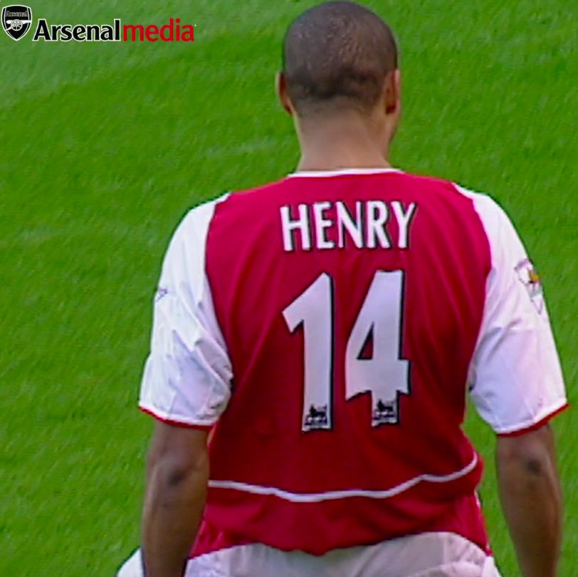 You wanna know why we love @ThierryHenry? THIS is why we love Thierry Henry ❤️❤️❤️