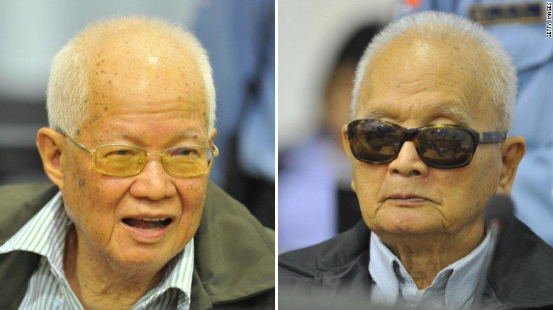 Fallo histórico: líderes de los Jemeres Rojos son hallados culpables de genocidio en Camboya https://t.co/eGhZiZbeoA https://t.co/eQBEeMBsJM