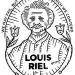 Louis Riel Twitter Photo