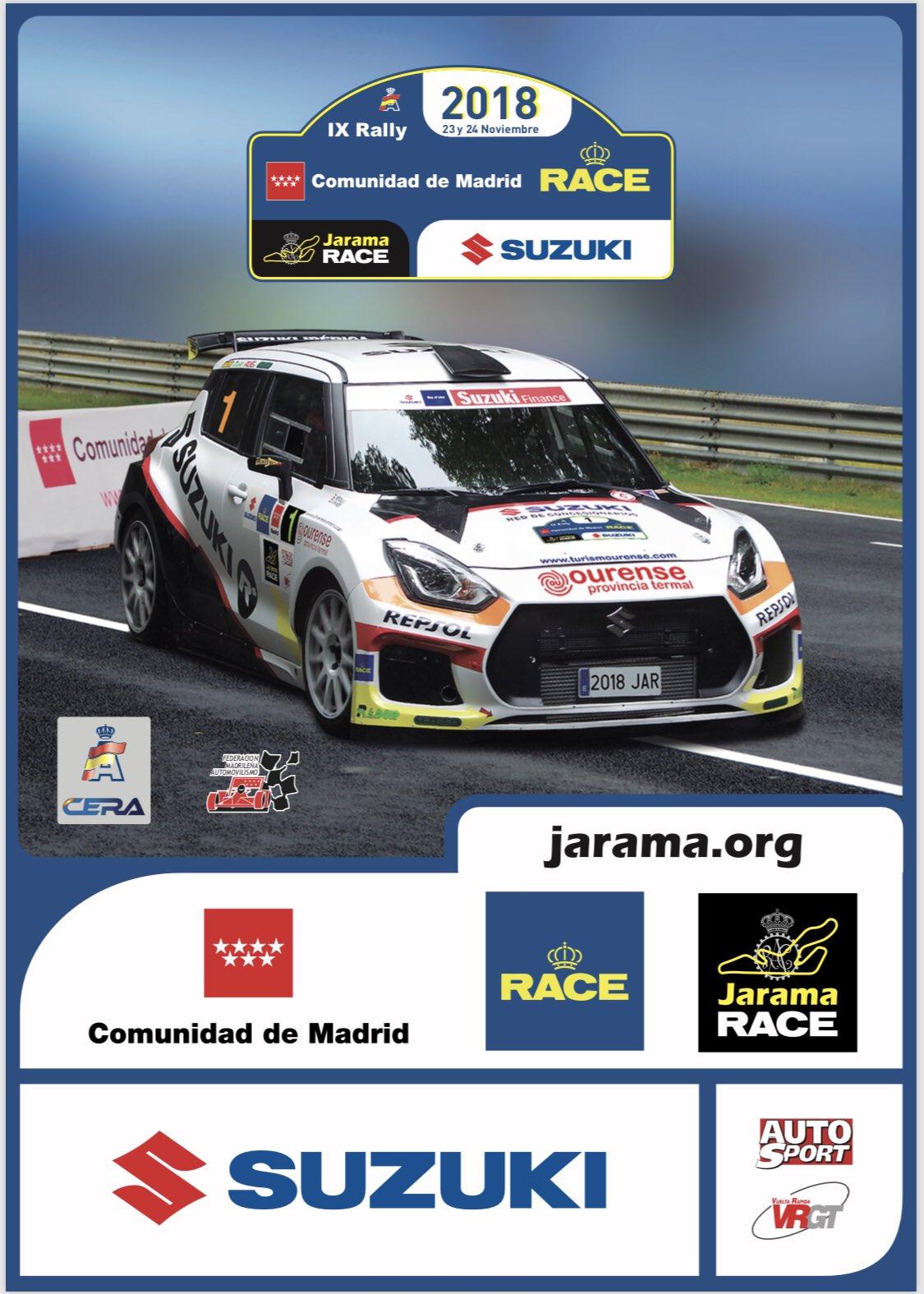 CERA: 9º Rallye Comunidad de Madrid - RACE [23-24 Noviembre] DsHst2kWkAAGPey