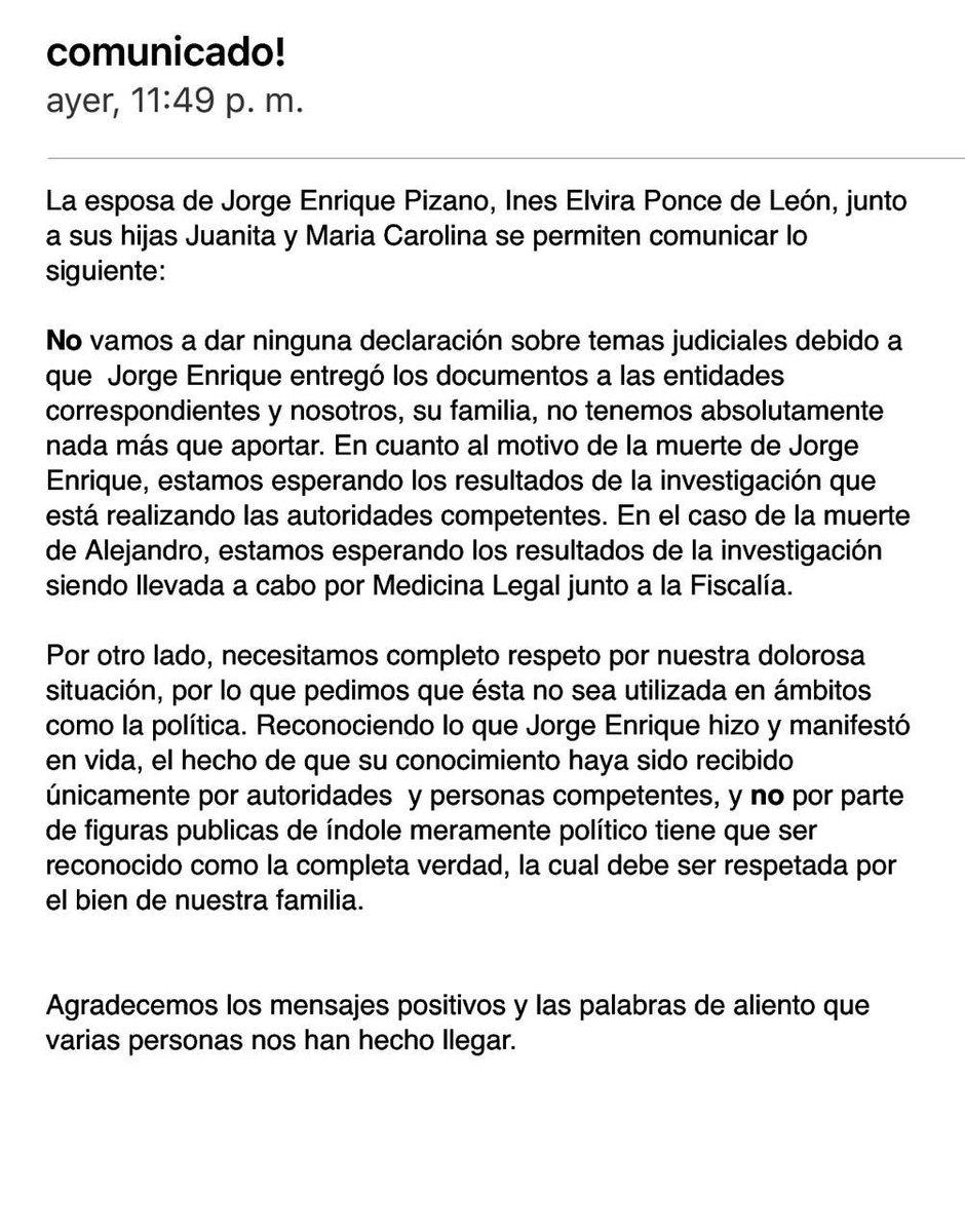 """Luis Carlos Vélez On Twitter: """"Familia De Jorge Enrique ..."""