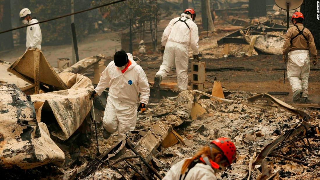 President Trump will travel to California on Saturday to meet with people affected by the wildfires burning across the state, the White House announced https://t.co/xTc2i3B3gq