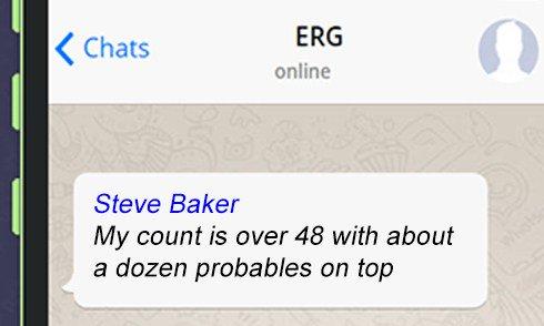 Steve Baker: 48 LettersReached https://t.co/7JdgKlDO9j