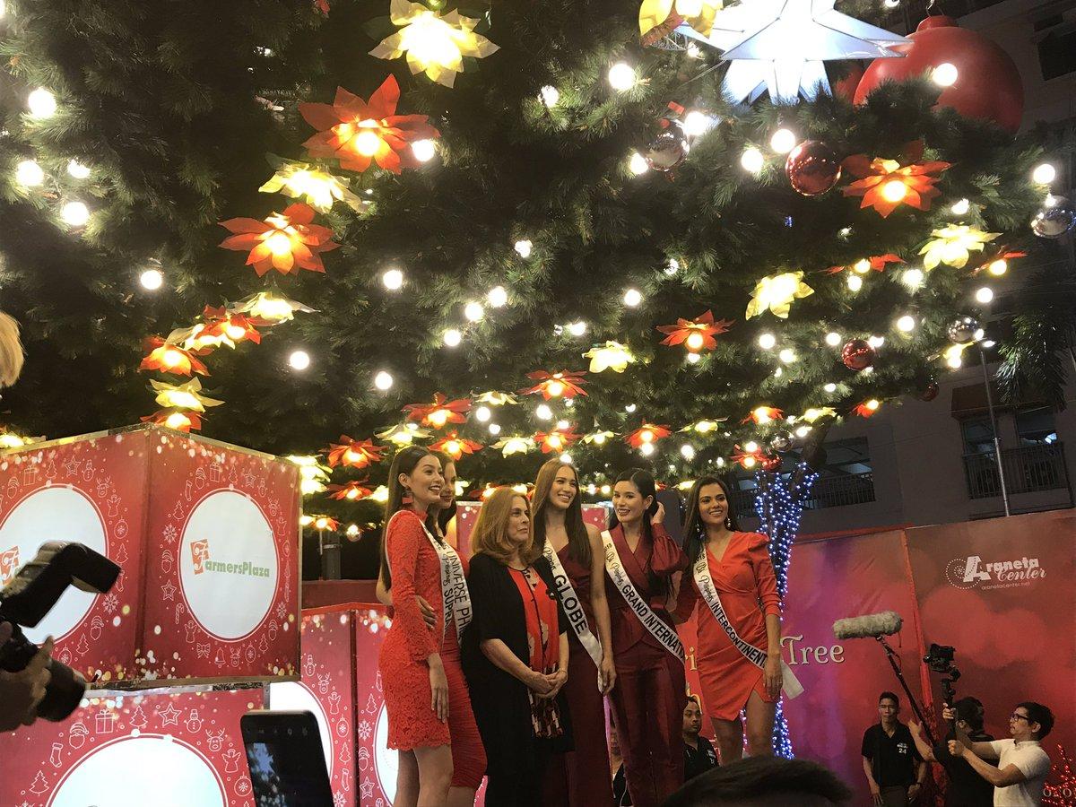 Gma News On Twitter Look Binibining Pilipinas Queens