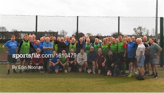 @IFAFootballDev @FAIreland #WalkingFootball - many thanks to our guests from Northern Ireland and lads from Republic of Ireland who participated in yesterday's Walking Football event in Irishtown - great craic / camaraderie / #footballfriendship <br>http://pic.twitter.com/qUc9rOsouS