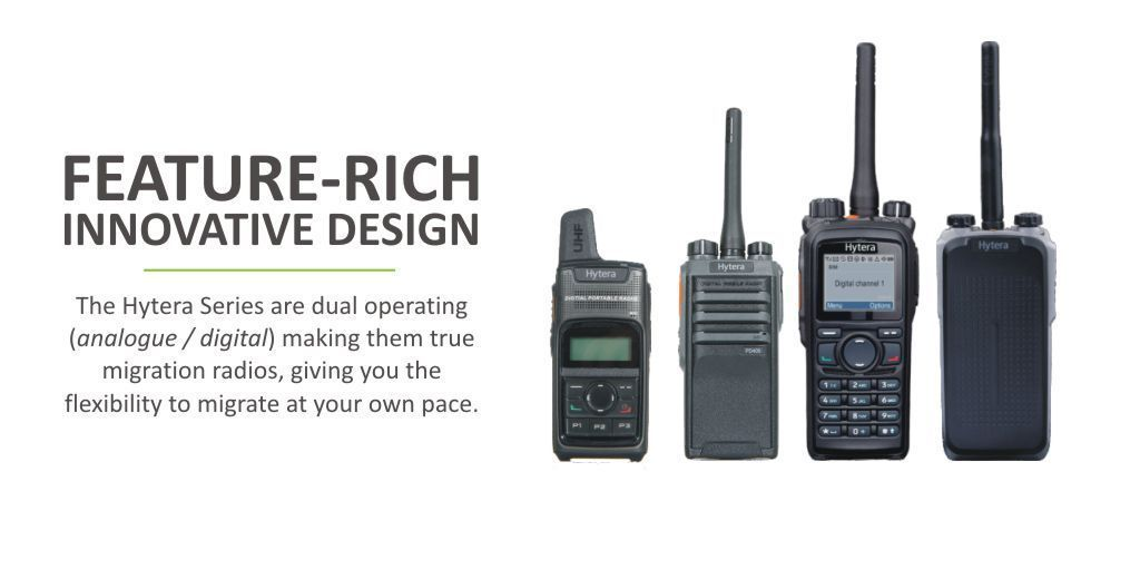Connect your team with future-proof, secure and highly resilient voice & data @Hytera_UK radio communication systems https://t.co/QTpGjY6RPU  #heretosupportyou #stadiumsafety #stadiumtech #twowayradio #hyteraradio #FSOAConference @TheFSOA
