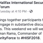 #HISF2018 Twitter Photo