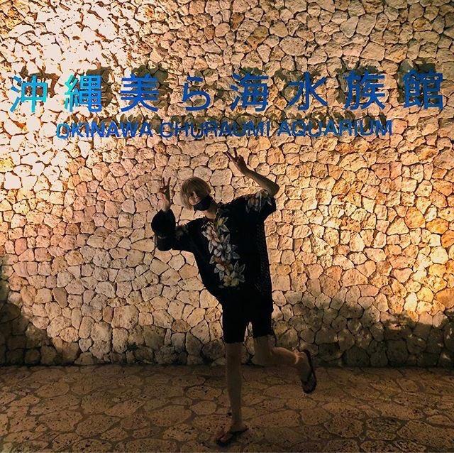 RT @jjongevening: both jinki + taemin did peace signs at the aquarium https://t.co/2RApa55M6Z