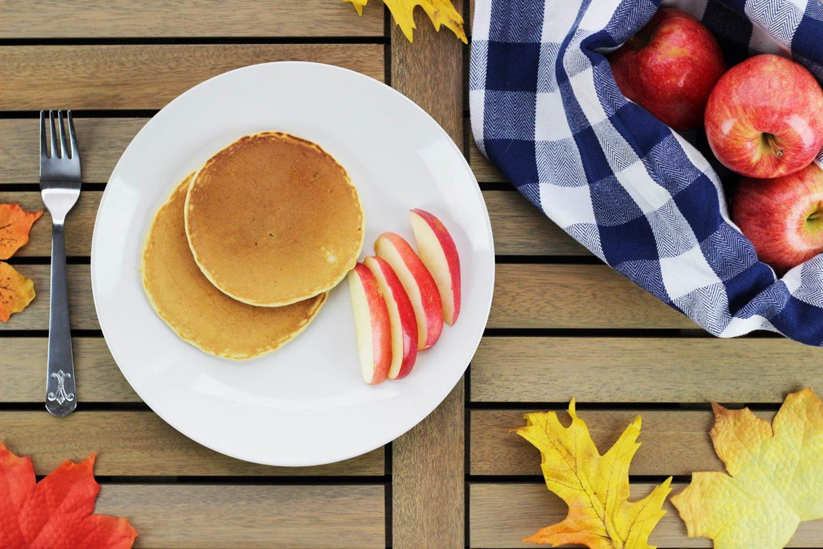This weekend, have a delicious family breakfast with this recipe for #Pumpkin Pancakes: https://t.co/7V4iKTTRNf