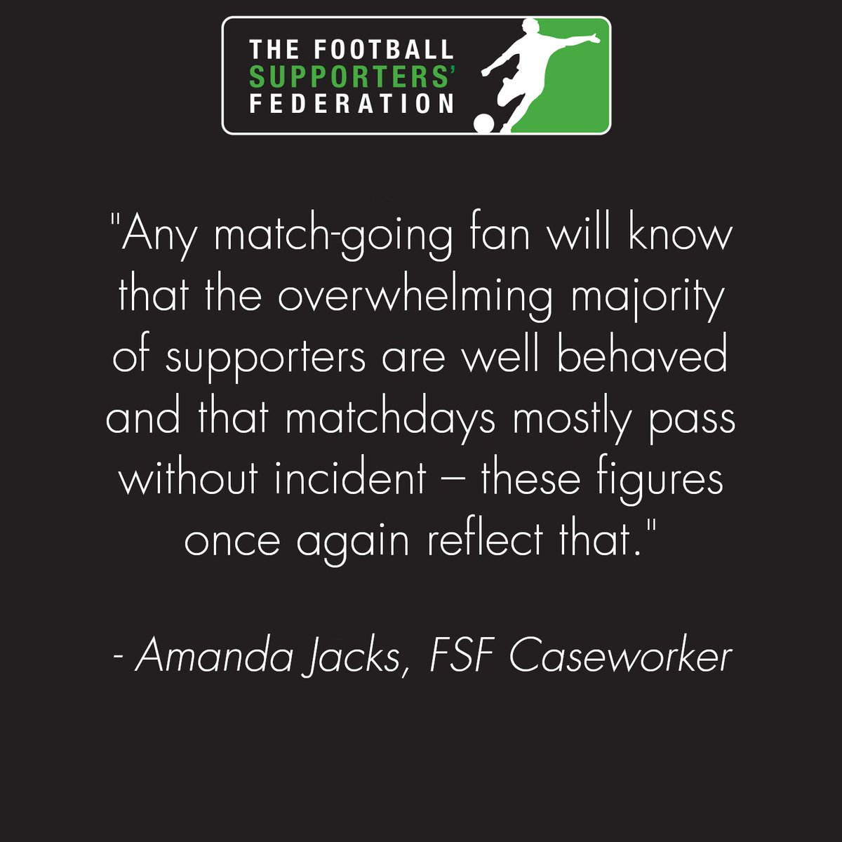 Football-related arrests remain at historically low levels - with further 6% decrease: fsf.org.uk/blog/view/foot…