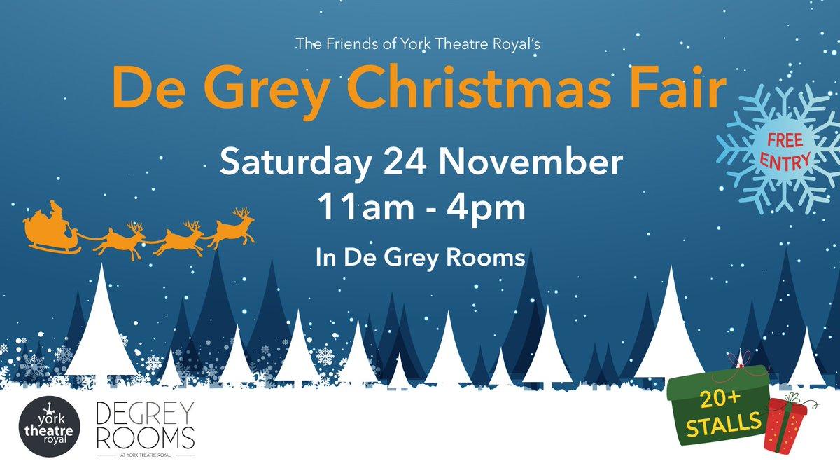 De Grey Rooms Christmas Fair
