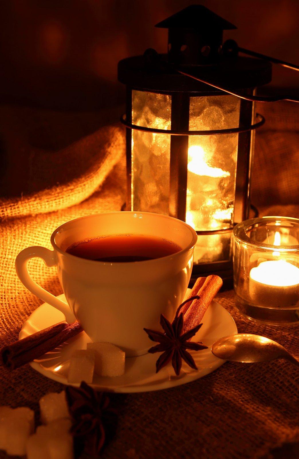 Картинки вечерний кофе на двоих