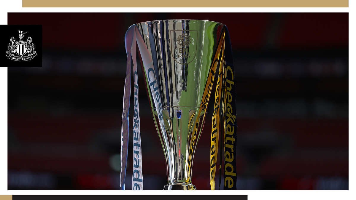 More on the @CheckatradeTrpy second round draw, which has paired #NUFCs second string with @thesilkmen... 👉🏽 nufc.co.uk/news/latest-ne…