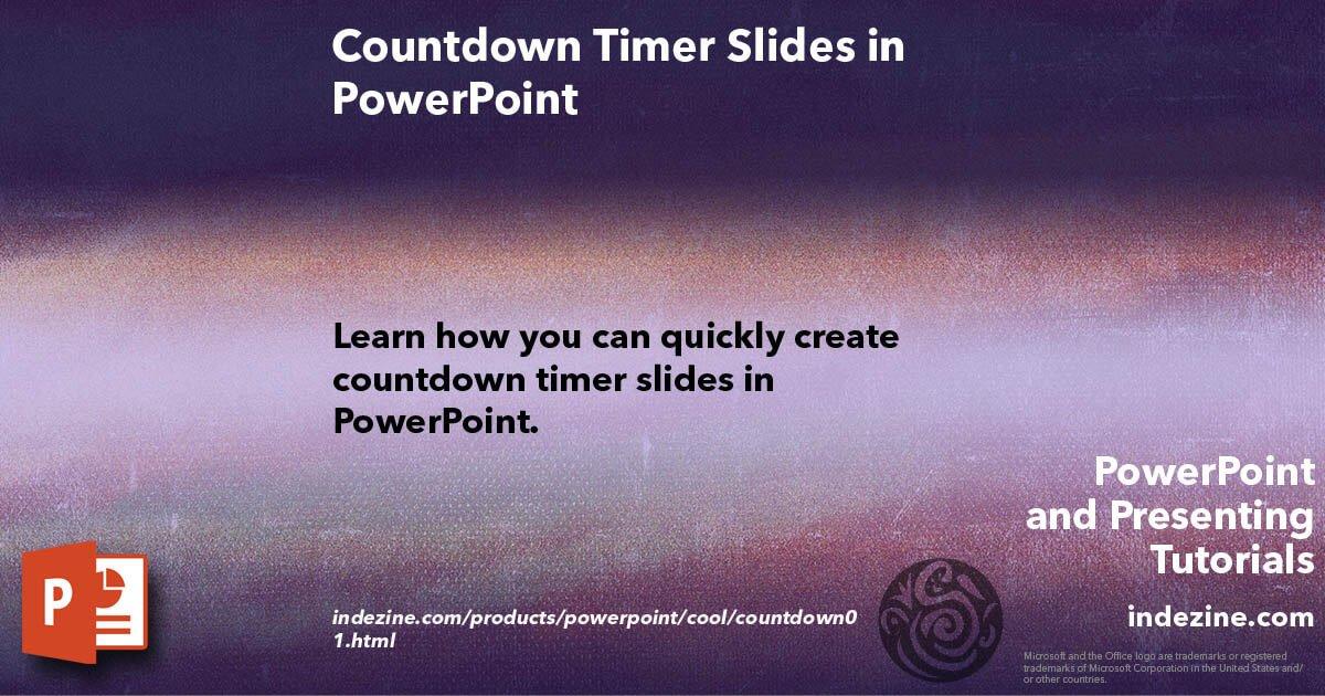 powerpoint hashtag on Twitter