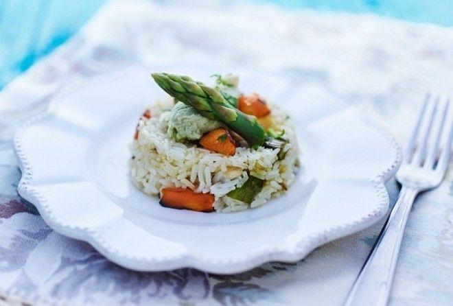 диета рисовая с рыбой