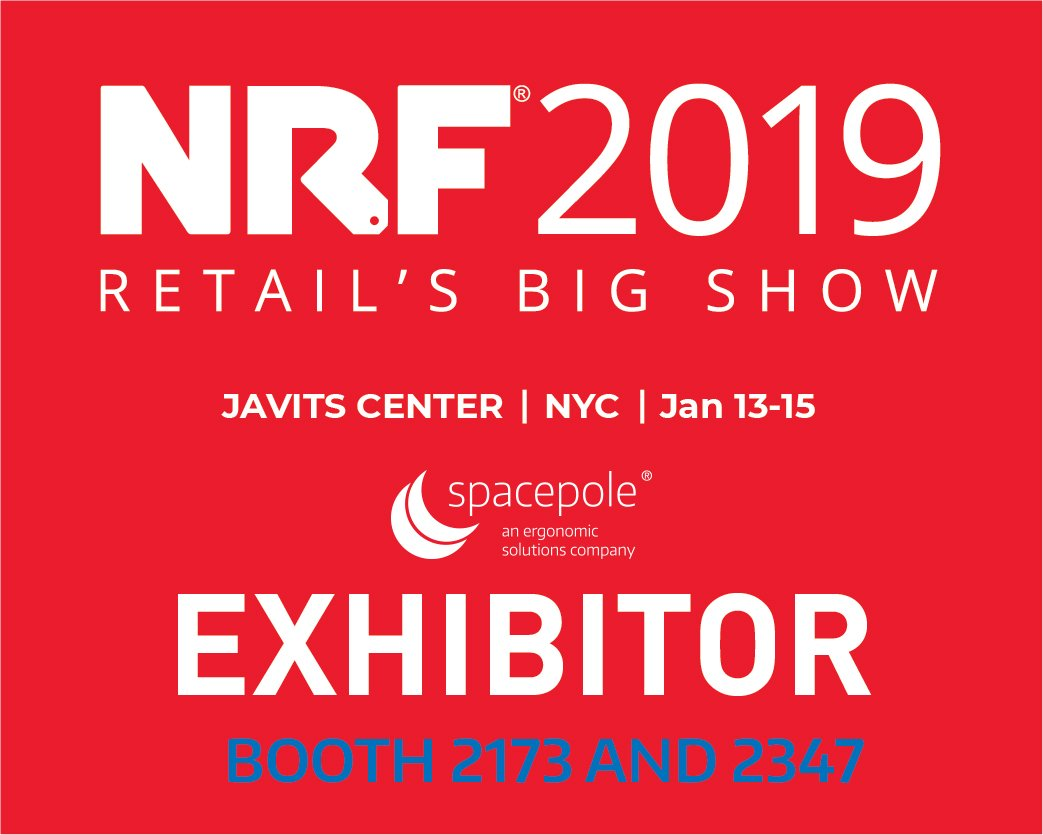 test Twitter Media - We are getting ready for @NRFBigShow  - see why we are the world's leading provider for technology mounting solutions #pointofsale #pointofpayment #pointofservice Schedule a meeting today with our solutions expert, click link >> https://t.co/r8cYtr0nrT BOOTH 2173 AND 2347 https://t.co/vsZjqOpdHQ