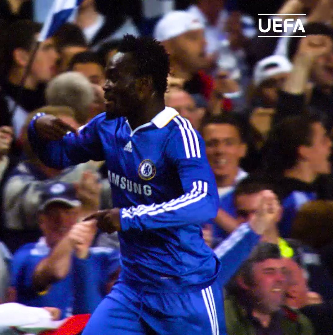 📽️ On the Spot: @MichaelEssien 🎬 What would you choose? 🤔 ⚽️ Best UCL goal youve seen: ______ 🙋♂️ Current UCL player youd like to play with: ______ ✅ Current UCL player you think is the new Essien: ______ #UCL #FridayFeeling