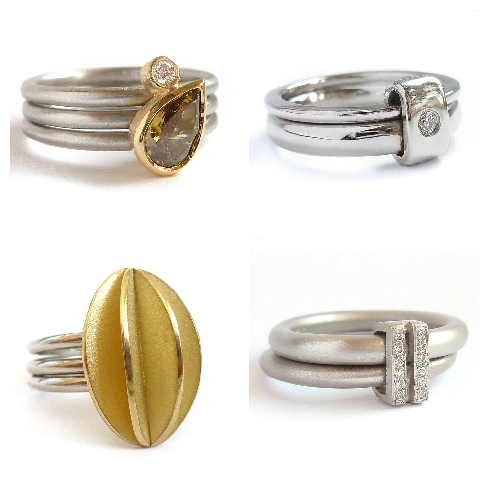b24ee1118 New platinum eternity or alternative modern wedding rings now online!