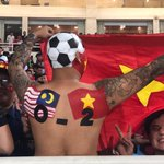 #AFFSuzukiCup18 Twitter Photo