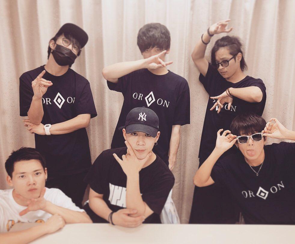 orion9日目☪︎福岡DJ Editionありがとう明日もよろしくじゃ