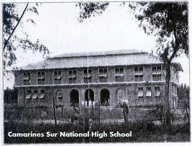 Camarines Sur National High School on Twitter: