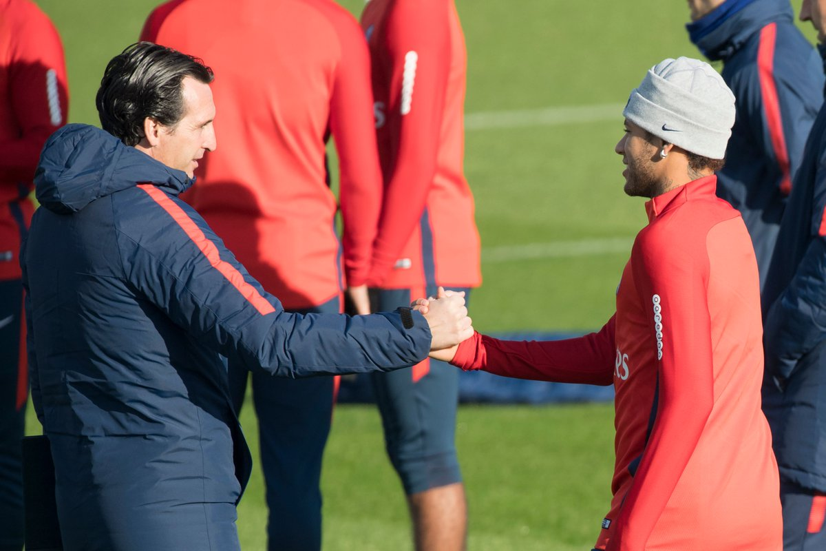He will bring good things for Arsenal, which is a really huge club, a really important club in England. Neymar gives his thoughts on his old manager Unai Emery. skysports.tv/ezVIJ3