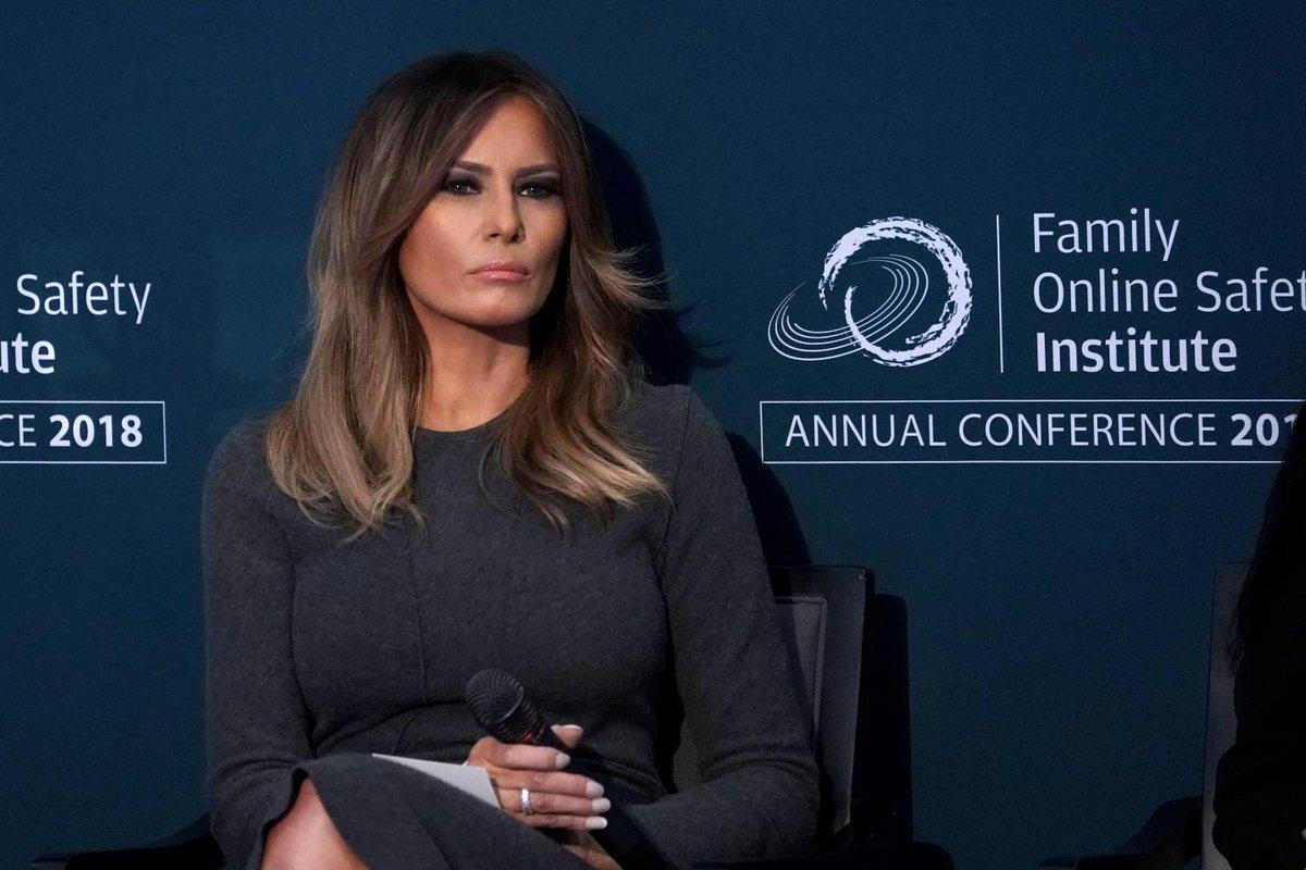CNN's Don Lemon takes down Melania Trump's 'Be Best' campaign: 'It's completely irrelevant' https://t.co/DNGjBbpcUu
