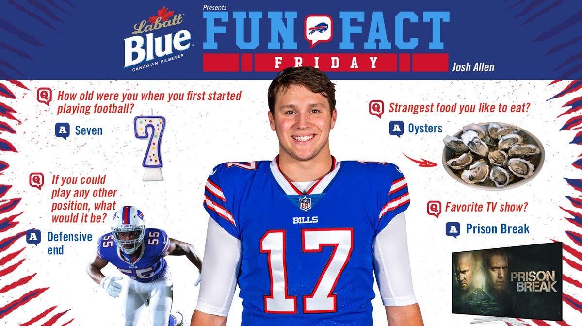 detailed look eb170 2eff7 Buffalo Bills on Twitter: