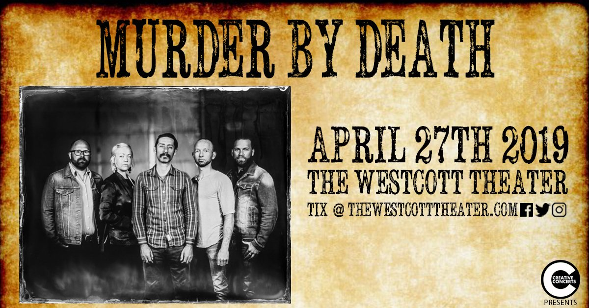 The Westcott Theater's photo on ON SALE NOW