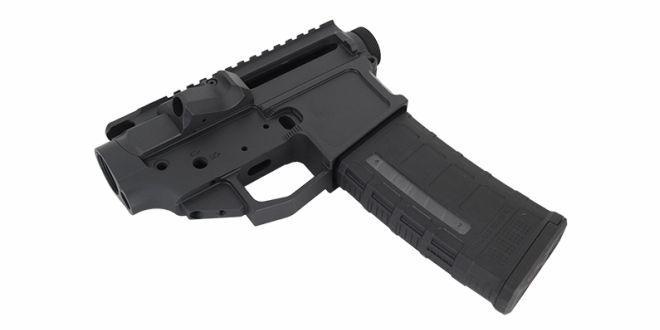 SULZER Firearms MK1-SPC Magpul 6.8SPC Magazine Compatible Receiver Set - https://www.thefirearmblog.com/blog/2018/11/16/sulzer-firearms-mk1-spc-magpul-6-8spc-mag-compatible-receiver-set/…