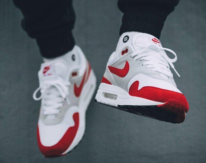 5c2937aa6d #RESTOCK Nike Air Max 1 OG 'Anniversary' => http://bit.ly/2QOMKxq  pic.twitter.com/H1QWWr87Mq