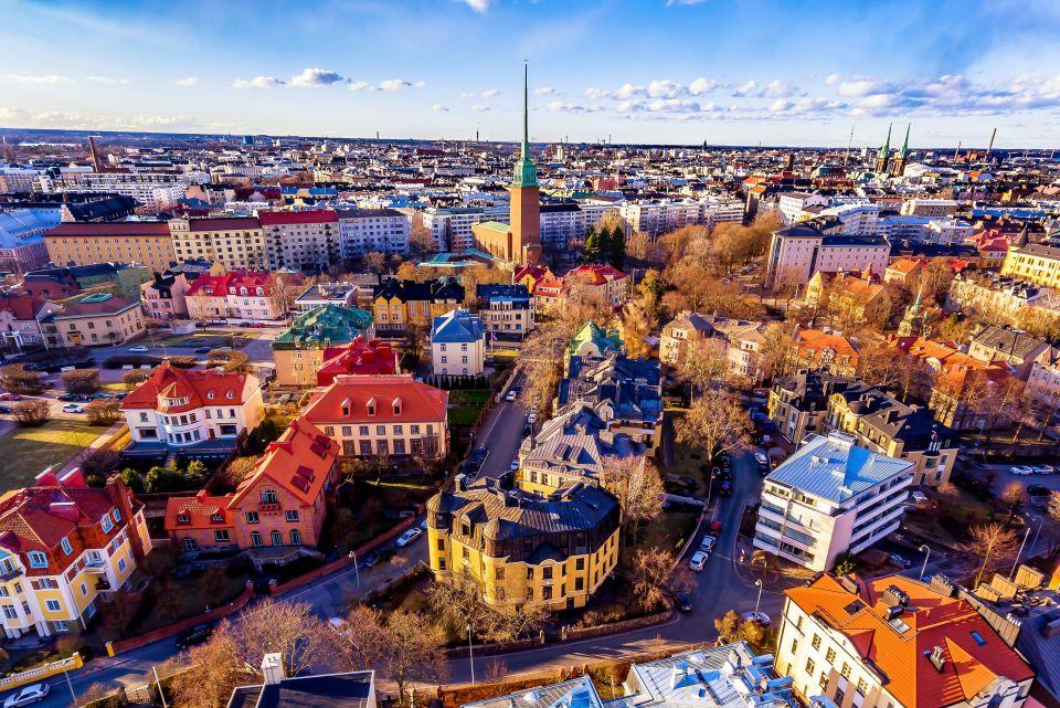 #Helsinki e #Lione le città più smart del 2019!🏙️  Ecco perché hanno vinto ….  ▶️https://t.co/vcRYS4CPft https://t.co/3cjyvN5BcY