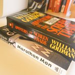 William Goldman Twitter Photo